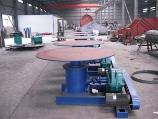 新乡振动料斗厂家分享关于圆盘给料机的应用原理