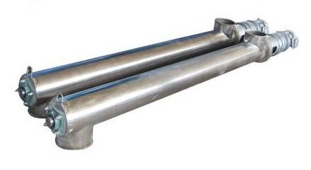 不锈钢螺旋绞龙输送机